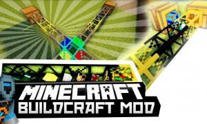 建筑(BuildCraft)MOD