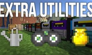 更多实用工具(Extra Utilities)MOD