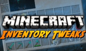 R键整理高版本(Inventory Tweaks Reborn)MOD