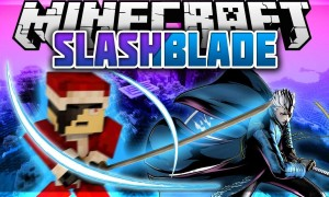 我的世界拔刀剑(SlashBlade)MOD 1.16.5/1.15.2