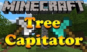 砍树(Treecapitator)MOD