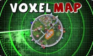 小地图(VoxelMap)MOD