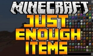 我的世界JEI物品管理器(Just Enough Items)MOD 1.16.5/1.15.2
