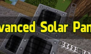 高级太阳能(Advanced Solar Panels)MOD