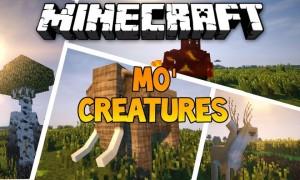 更多生物(Mo' Creatures)MOD