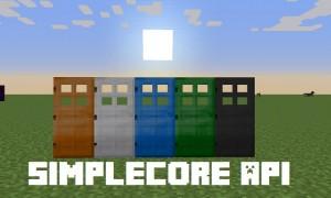 SimpleCore API MOD