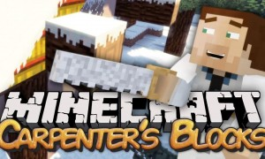 木匠方块(Carpenter's Blocks)MOD