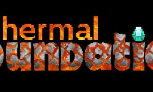 我的世界热力基本(Thermal Foundation)MOD 1.16.5/1.15.2