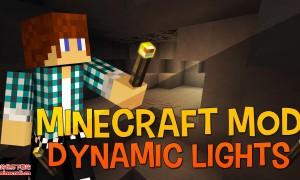 我的世界动态光源(Dynamic Lights)MOD