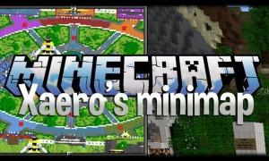 我的世界Xaero的小地图(Xaero's Minimap)MOD