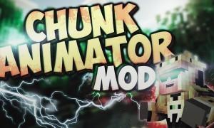 我的世界区块加载动画(Chunk Animator)MOD