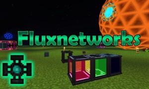 我的世界通量网络(Flux Networks)MOD