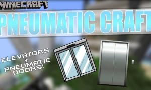 我的世界气动工艺(PneumaticCraft)MOD