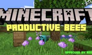 我的世界资源蜜蜂(Productive Bees)MOD