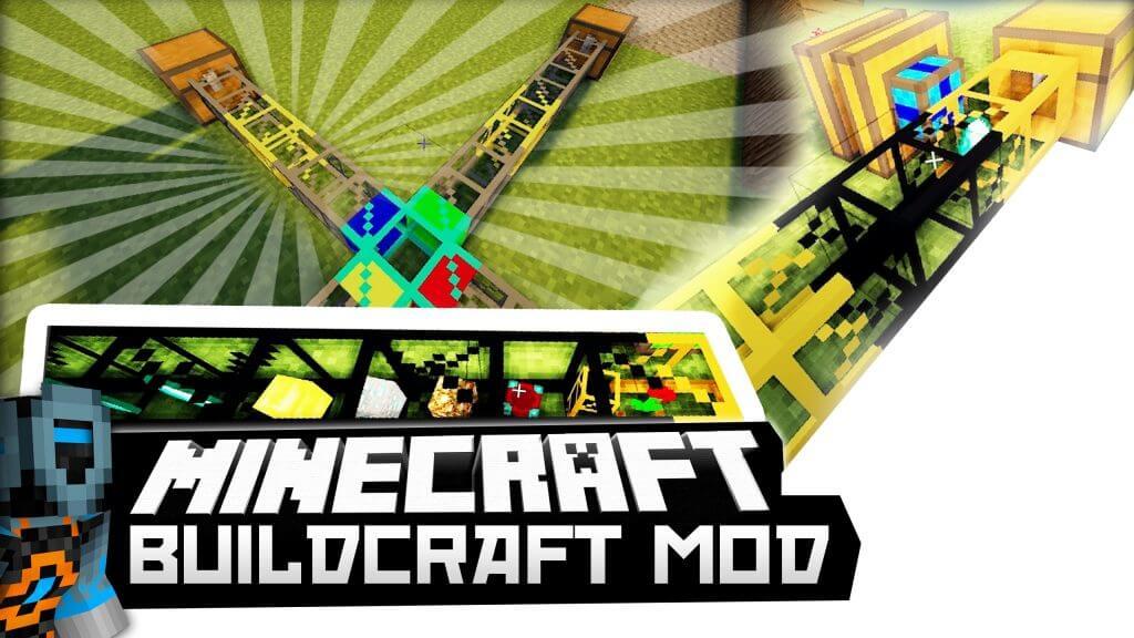 建筑BuildCraft-Mod