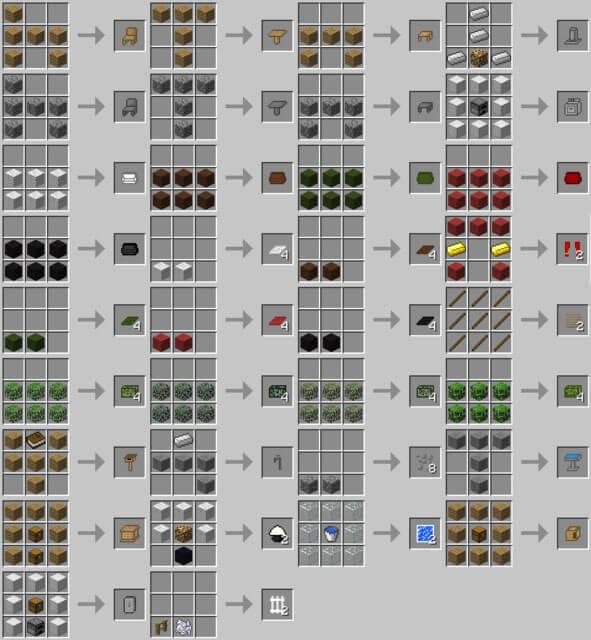 家具Furniture-Mod