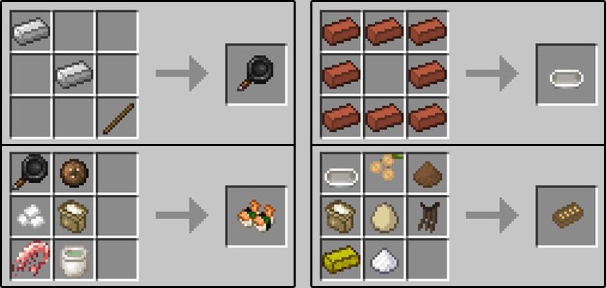 潘马斯农场PamsHarvestCraft-Mod