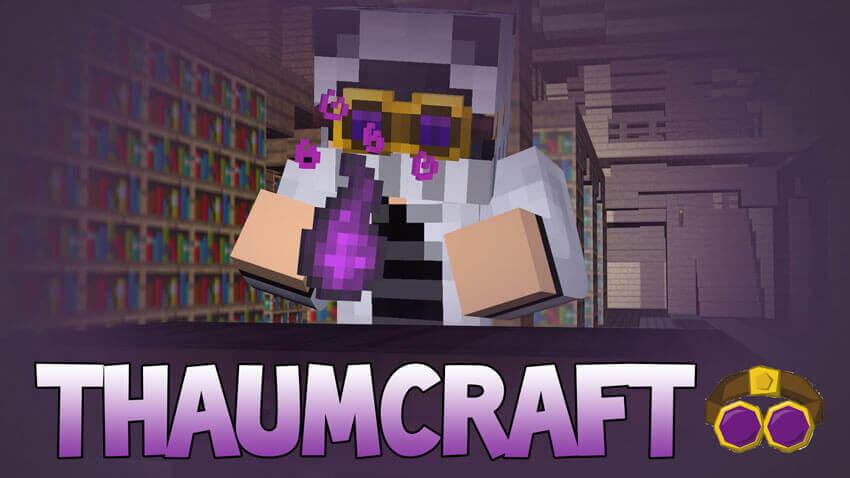 神秘时代Thaumcraft-Mod