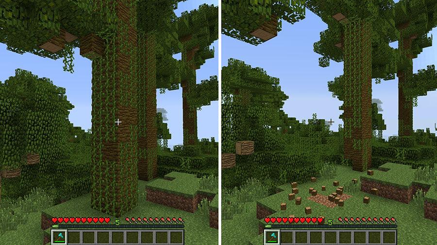 砍树TreeCapitator-Mod