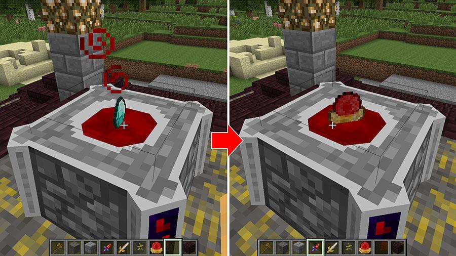 血魔法Blood-Magic-Mod