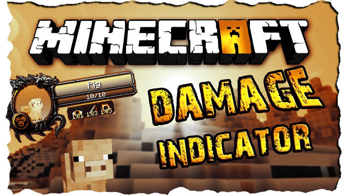 新一代血量显示Damage-Indicators-Mod