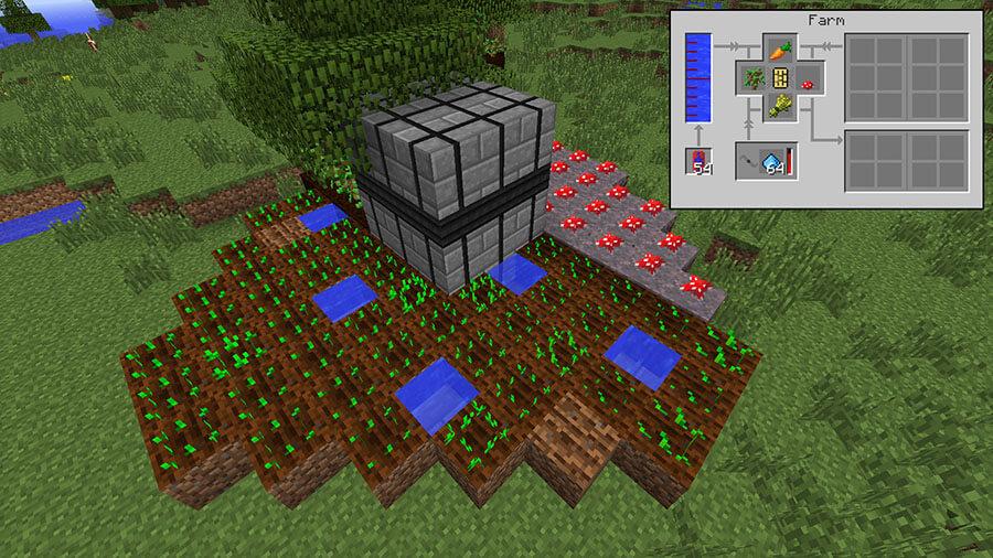林业Forestry-Mod