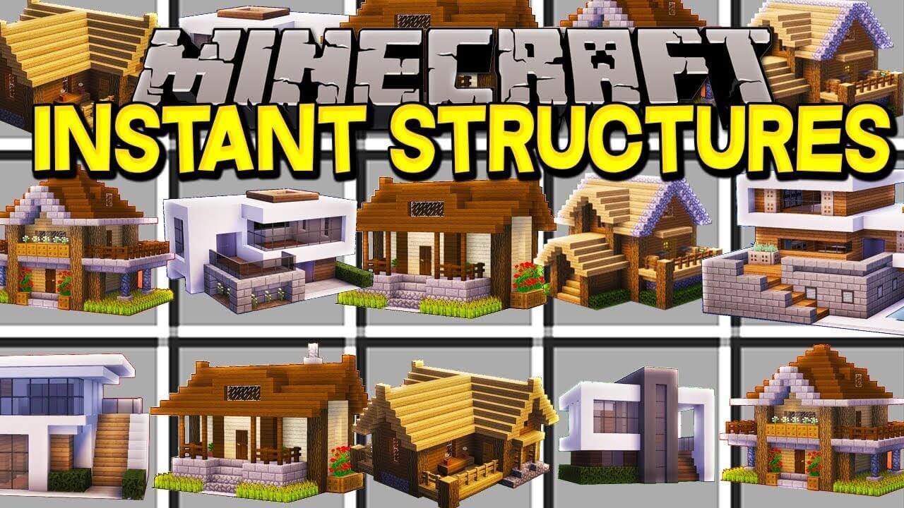 瞬间结构Instant-Structures-Mod