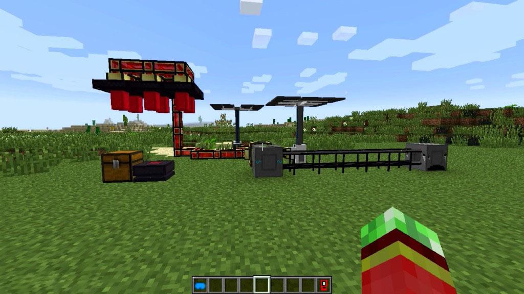 物流管道Logistics-Pipes-Mod