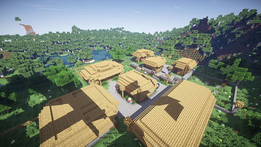 虚拟人生/凡家物语Minecraft-Comes-Alive-Mod