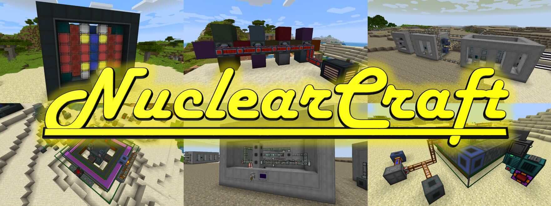 核电工艺NuclearCraft-Mod