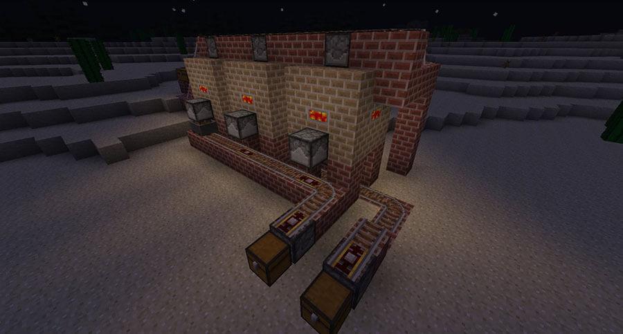 铁路Railcraft-Mod
