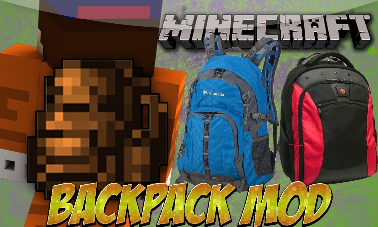 有用的背包Useful-Backpacks-Mod