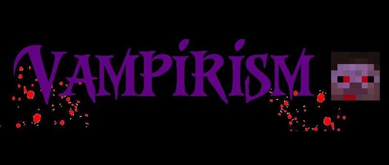 吸血鬼Vampirism-Mod
