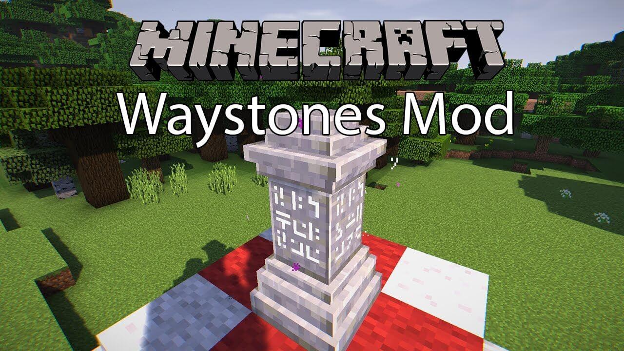 传送石碑Waystones-Mod