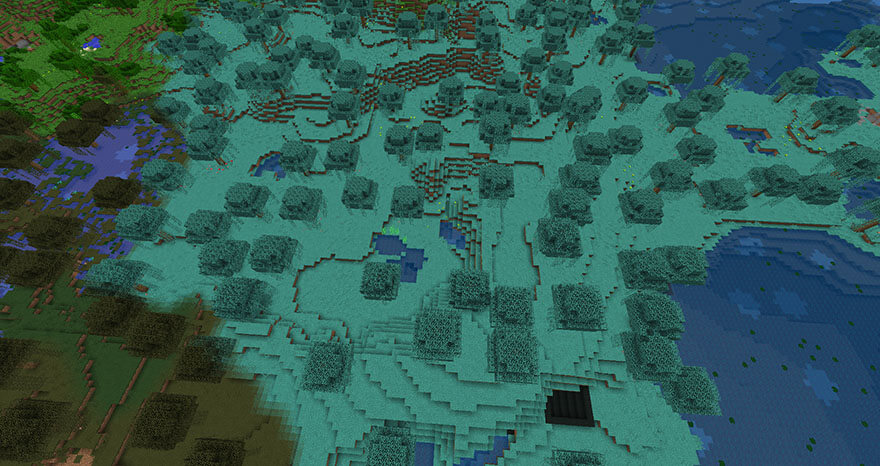 深渊国度AbyssalCraft-Mod
