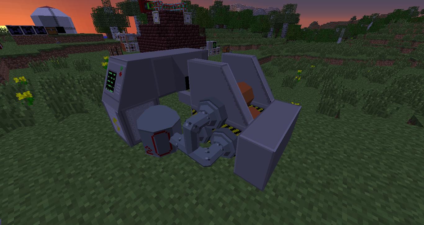 我的世界高级火箭(Advanced Rocketry)MOD
