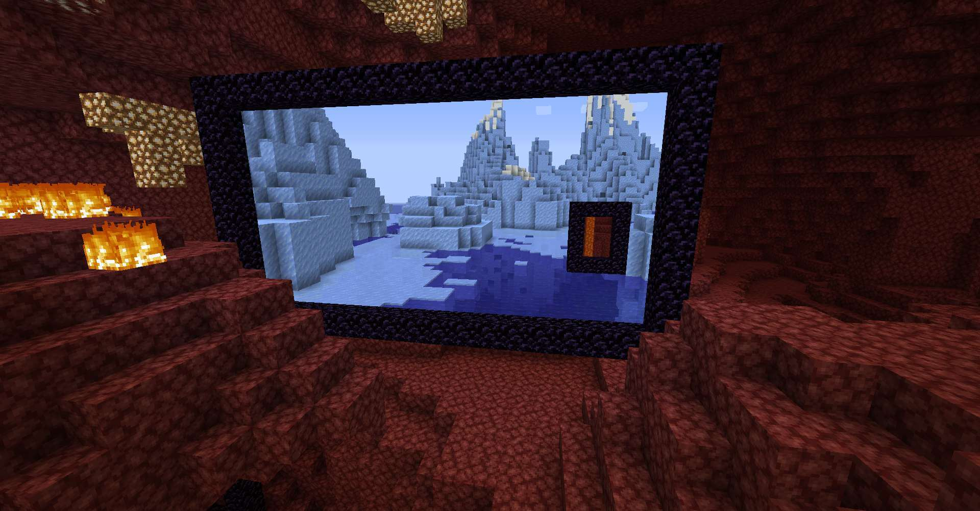 我的世界沉浸式传送门(Immersive Portals)MOD
