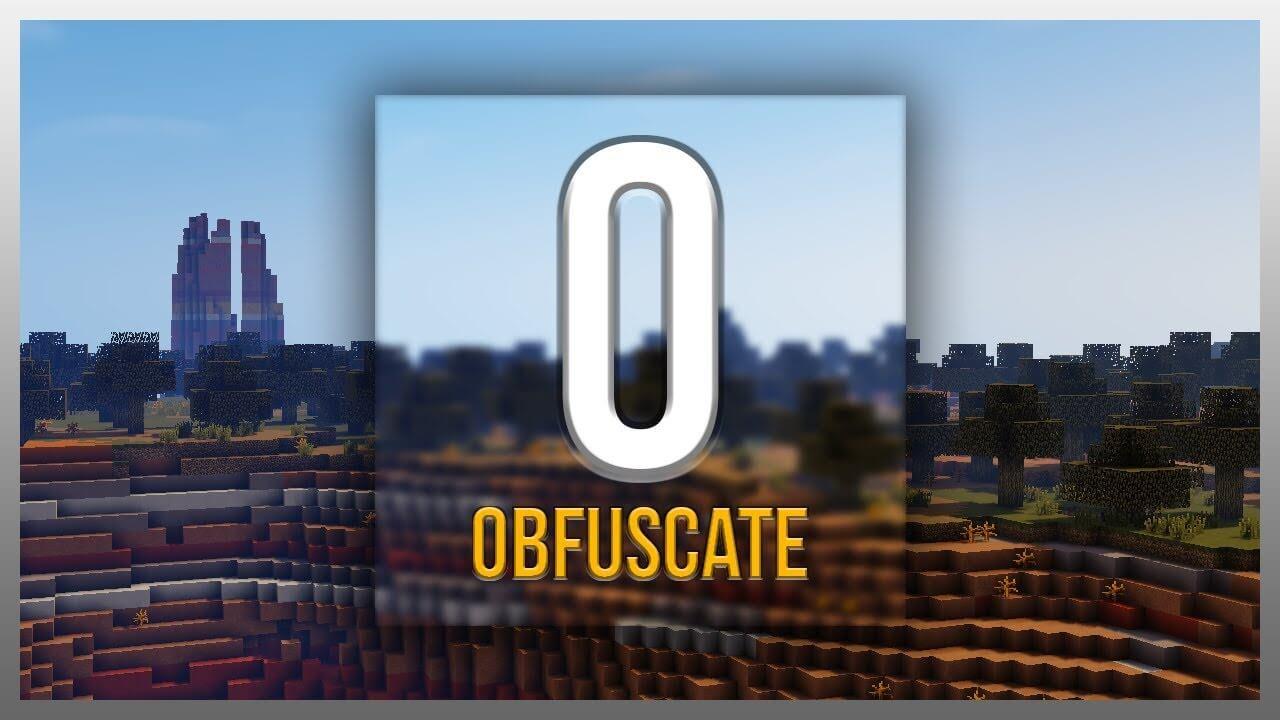 我的世界 Obfuscate MOD