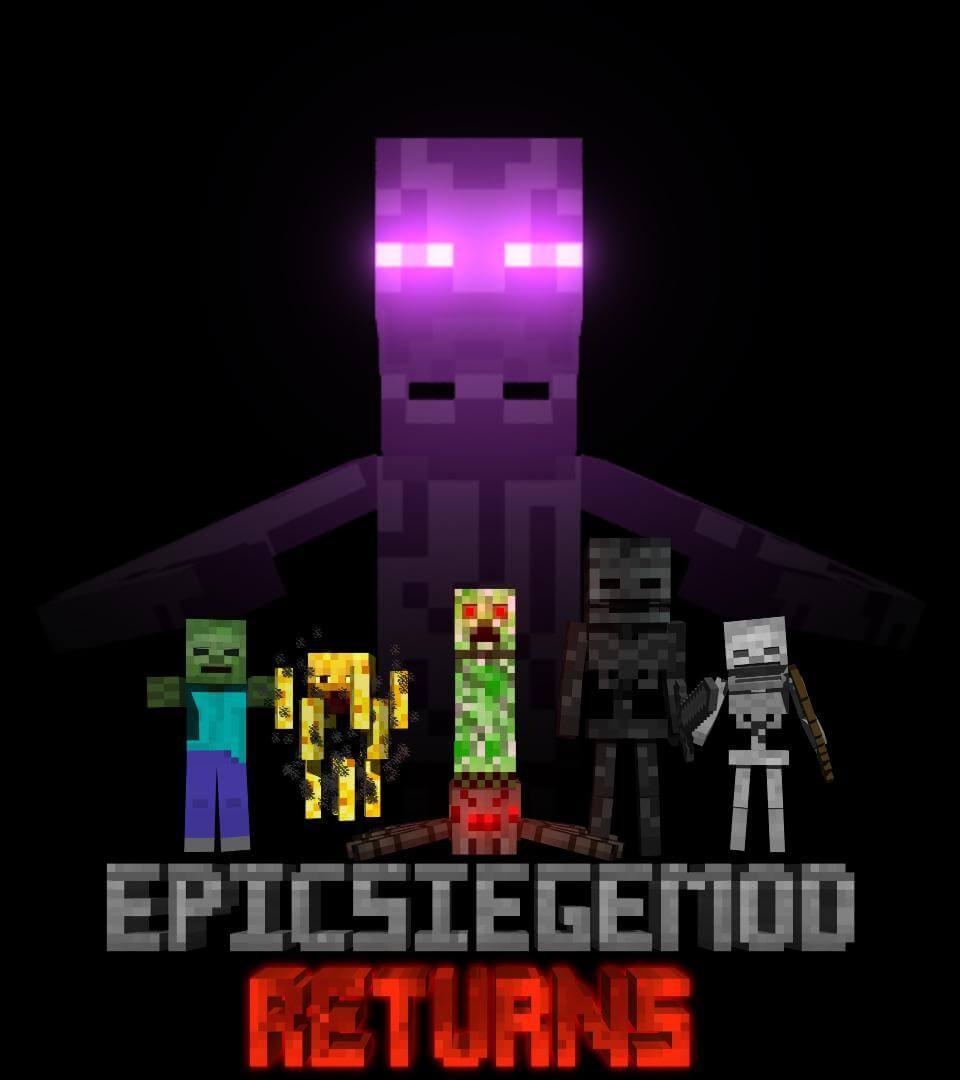 我的世界史诗攻城(Epic Siege)MOD